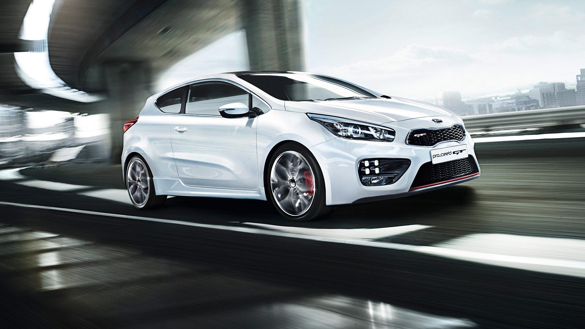 Kia Pro cee'd GT_2015